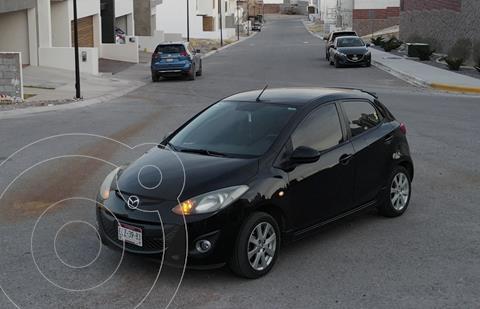 Mazda 2 Sport  usado (2012) color Negro precio $110,000