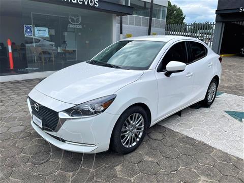foto Mazda 2 i Grand Touring Aut usado (2020) color Blanco Perla precio $270,000
