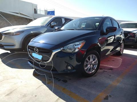 Mazda 2 i Touring Aut usado (2017) color Azul Marino precio $199,000