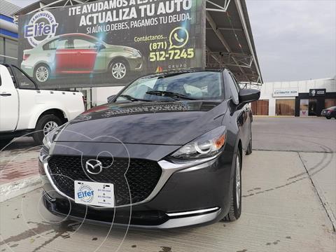 Mazda 2 i Grand Touring Aut usado (2019) color Gris Oscuro precio $320,000