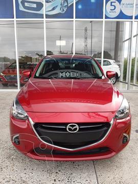 Mazda 2 i Grand Touring Aut usado (2019) color Rojo Cobrizo precio $255,000