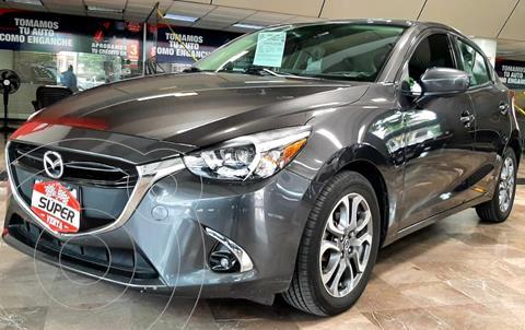 Mazda 2 i Grand Touring Aut usado (2018) color Gris Oscuro precio $259,000