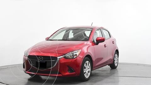 Mazda 2 i usado (2016) color Rojo precio $178,500