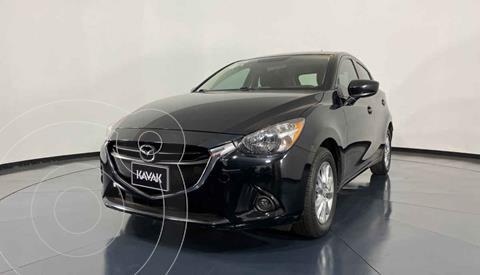 Mazda 2 i Touring usado (2016) color Negro precio $194,999
