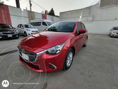 Mazda 2 i Touring Aut usado (2019) color Rojo precio $259,000