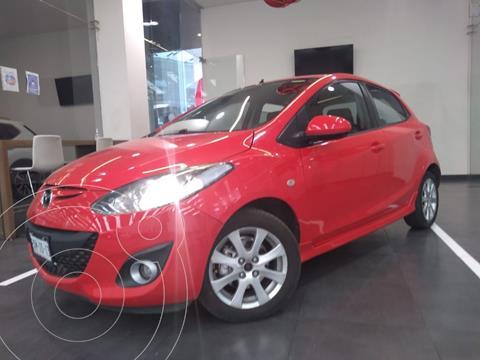 Mazda 2 Touring  usado (2013) color Rojo precio $145,760