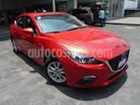Foto venta Auto usado Mazda 3 Hatchback 4p Sedan i Touring L4/2.0 Aut (2015) color Rojo precio $195,000