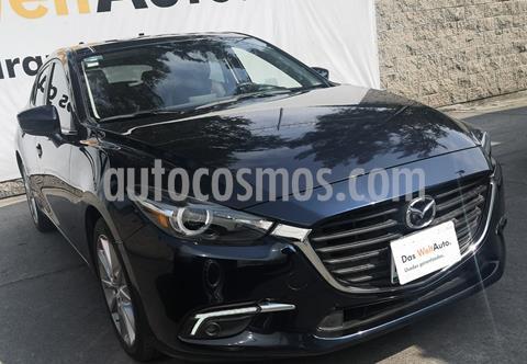 Mazda 3 Hatchback s Grand Touring Aut usado (2018) color Azul precio $300,000