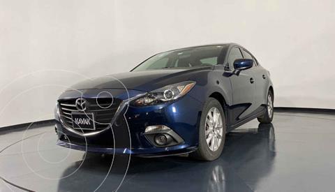 Mazda 3 Hatchback s usado (2015) color Azul precio $219,999