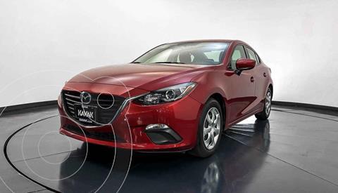 Mazda 3 Hatchback s  usado (2015) color Rojo precio $202,999