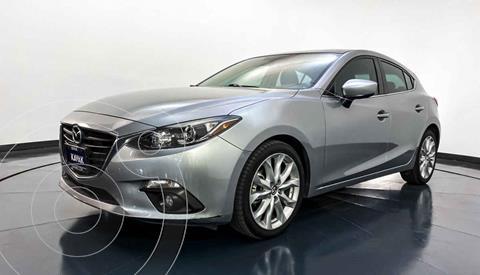 Mazda 3 Hatchback s  usado (2015) color Plata precio $237,999
