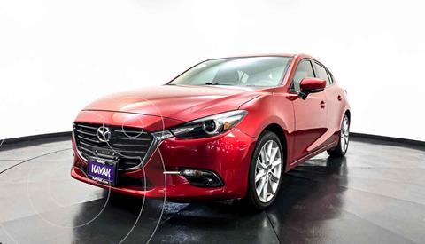 Mazda 3 Hatchback i Touring Aut usado (2017) color Rojo precio $304,999