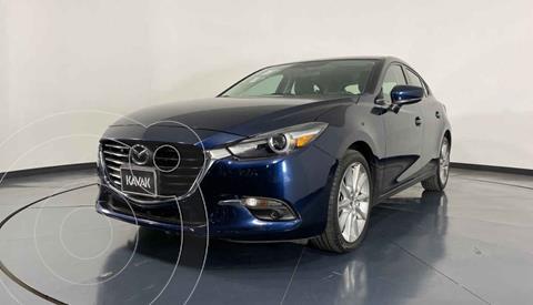 Mazda 3 Hatchback s Grand Touring Aut usado (2017) color Azul precio $292,999