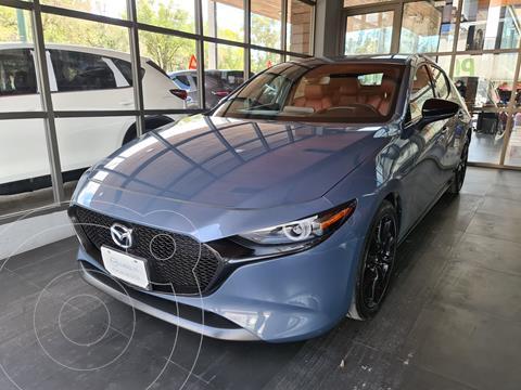Mazda 3 Hatchback Signature  usado (2021) color Azul precio $495,000