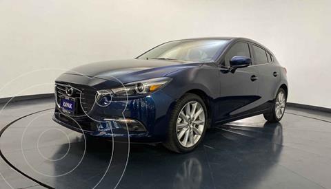 Mazda 3 Hatchback s  Aut usado (2017) color Azul precio $299,999