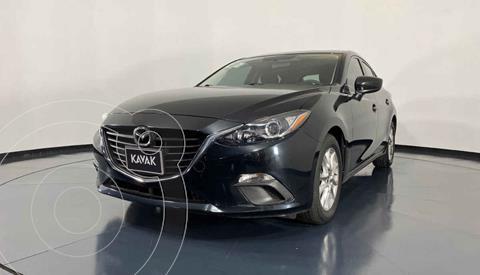 Mazda 3 Hatchback s  usado (2015) color Negro precio $214,999