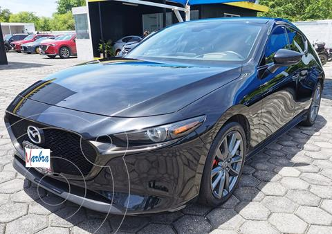 Mazda 3 Hatchback s Grand Touring Aut usado (2019) color Negro precio $350,000