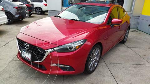Mazda 3 Hatchback s Grand Touring Aut usado (2018) color Rojo precio $277,000