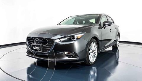 Mazda 3 Hatchback i Touring Aut usado (2017) color Gris precio $297,999