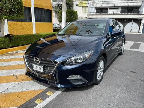 Mazda 3 Hatchback i Touring usado (2016) color Azul precio $209,900