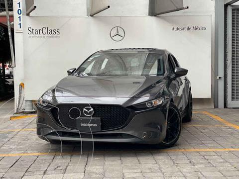 Mazda 3 Hatchback i Sport  Aut usado (2020) color Gris precio $395,000