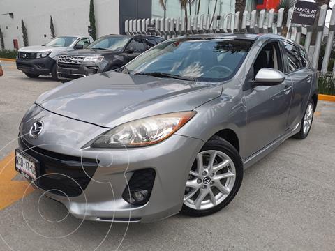 Mazda 3 Hatchback s  usado (2013) color Plata precio $155,000