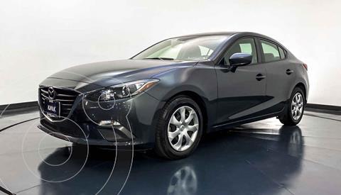 Mazda 3 Hatchback s  usado (2015) color Gris precio $202,999