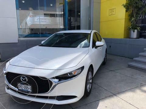 Mazda 3 Hatchback i Sport  Aut usado (2020) color Blanco precio $337,000