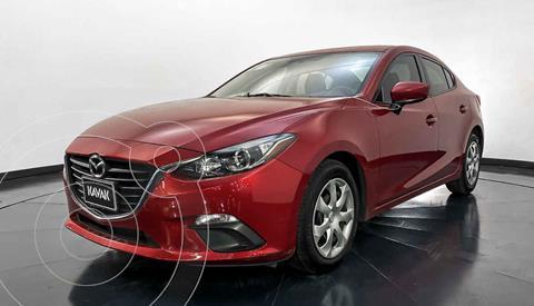 Mazda 3 Hatchback s  usado (2015) color Rojo precio $201,999