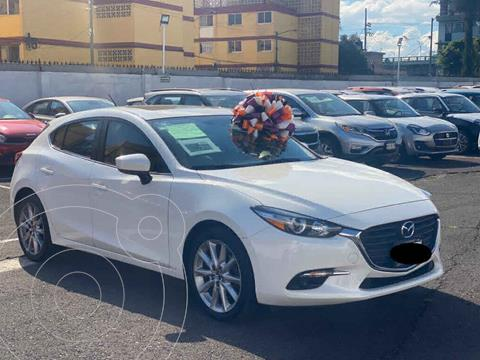 Mazda 3 Hatchback s usado (2017) color Blanco precio $270,000