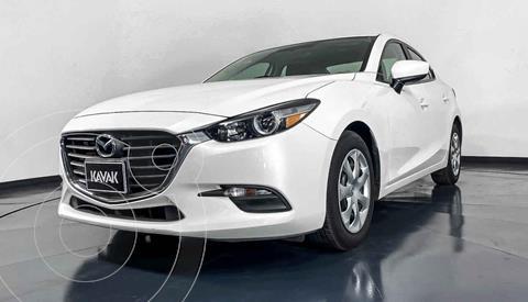 Mazda 3 Hatchback s  Aut usado (2017) color Blanco precio $252,999