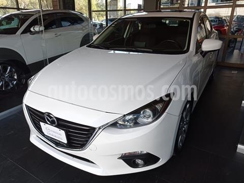 Mazda 3 Hatchback s Sport usado (2015) color Blanco Perla precio $205,000