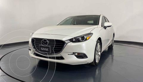 Mazda 3 Hatchback s Aut usado (2017) color Blanco precio $272,999