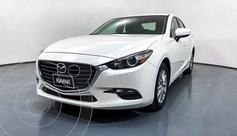 Mazda 3 Hatchback i Touring Aut usado (2017) color Blanco precio $252,999