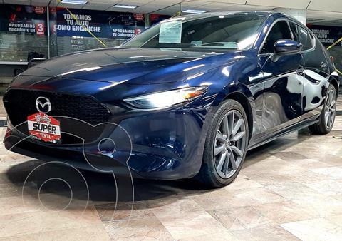 Mazda 3 Hatchback i Grand Touring Aut usado (2021) color Azul Marino precio $435,000
