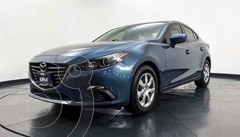 Mazda 3 Hatchback s  usado (2015) color Azul precio $197,999