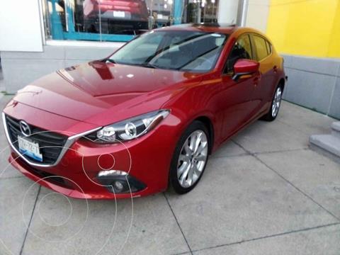 Mazda 3 Hatchback s  Aut usado (2016) color Rojo precio $247,000