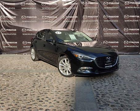 Mazda 3 Hatchback s Grand Touring Aut usado (2017) color Negro precio $275,000