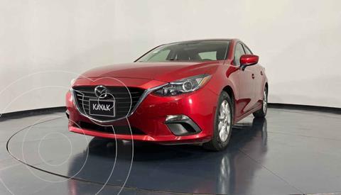 Mazda 3 Hatchback s  usado (2015) color Rojo precio $214,999
