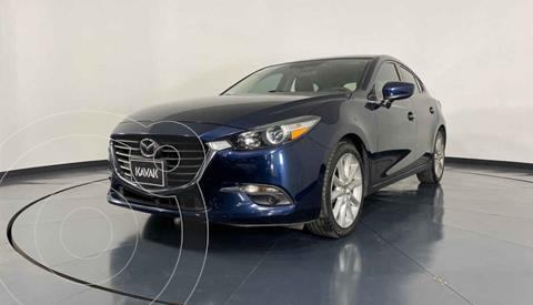Mazda 3 Hatchback s usado (2017) color Azul precio $269,999