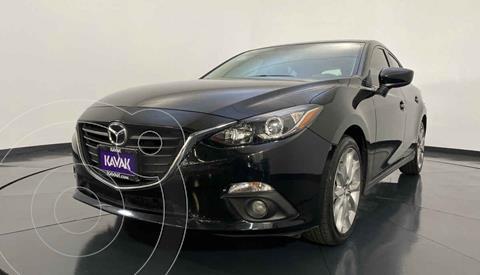 Mazda 3 Hatchback i Grand Touring Aut usado (2015) color Negro precio $212,999
