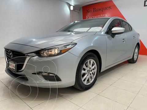 Mazda 3 Hatchback i Touring Aut usado (2017) color Plata precio $248,000