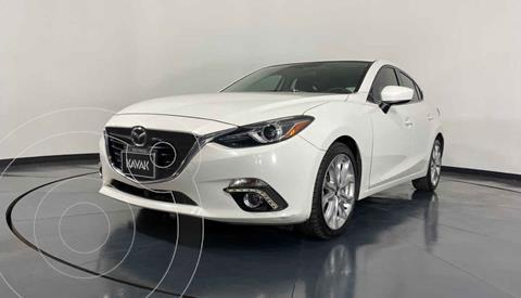 Mazda 3 Hatchback s  usado (2015) color Blanco precio $239,999