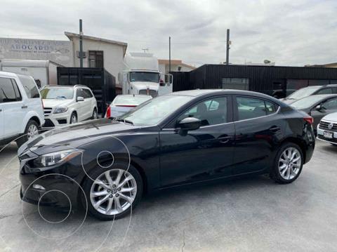Mazda 3 Hatchback s Aut usado (2016) color Negro precio $195,800