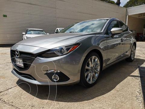 Mazda 3 Hatchback s Grand Touring Aut usado (2016) color Plata precio $249,000