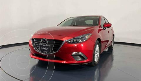 Mazda 3 Hatchback s  usado (2015) color Rojo precio $227,999