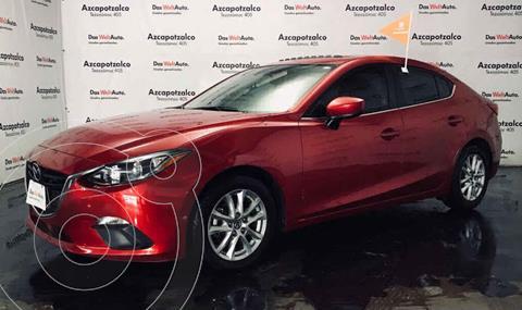 Mazda 3 Hatchback s usado (2016) color Rojo precio $229,990