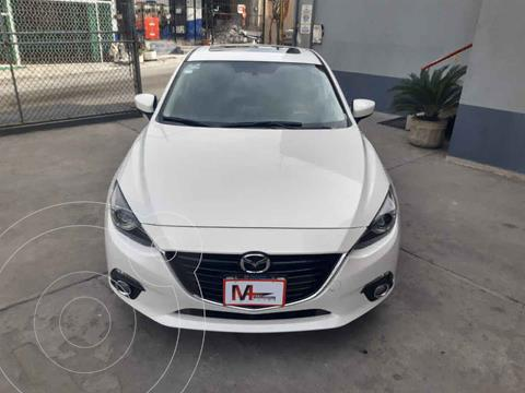 Mazda 3 Hatchback s Grand Touring Aut usado (2016) color Blanco precio $248,000
