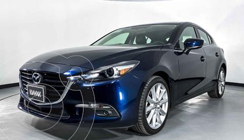 Mazda 3 Hatchback i Touring Aut usado (2017) color Azul precio $302,999
