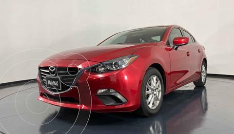Mazda 3 Hatchback s usado (2015) color Rojo precio $209,999